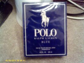 """RALPH LAUREN """"POLO"""", BLUE. (125ml). For Men."""