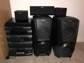 Sony XB8AV 5.1 Surround Sound System