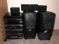Sony XB8AV 5.1 Surround Sound System