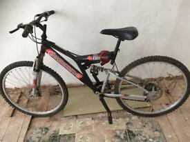 Shockwave 850 mountain bike