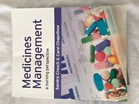 medicines Management: A Nursing Perspective by Michael Crouch