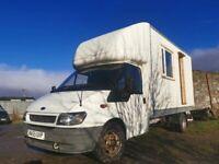 Transit Luton Camper '05 - Long Mot £5950ono