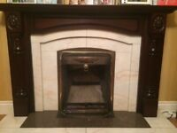 Fireplace and hearth for sale