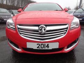 Vauxhall Insignia SRI CDTI ECOFLEX S/S (red) 2014-06-30