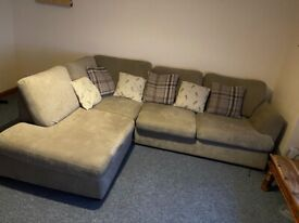 L Shaped corner couch