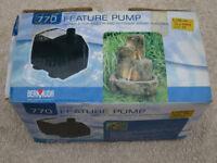 Fountain pump, Bermuda 770LPH