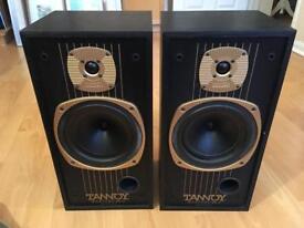 Tannoy Mercury Mk II HiFi Speakers