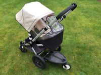 Bugaboo Cameleon and bugaboard