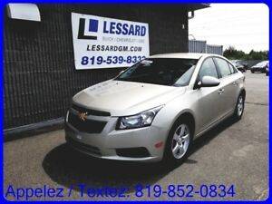 2014 CHEVROLET CRUZE 2LT Turbo, CUIR