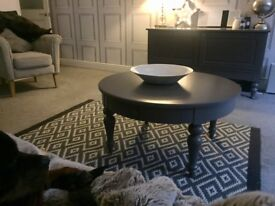 Coffee Table, Sideboard & 2 x Side Tables in grey