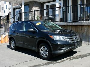 2012 Honda CR-V LX / 2.4L / AWD / Automatic