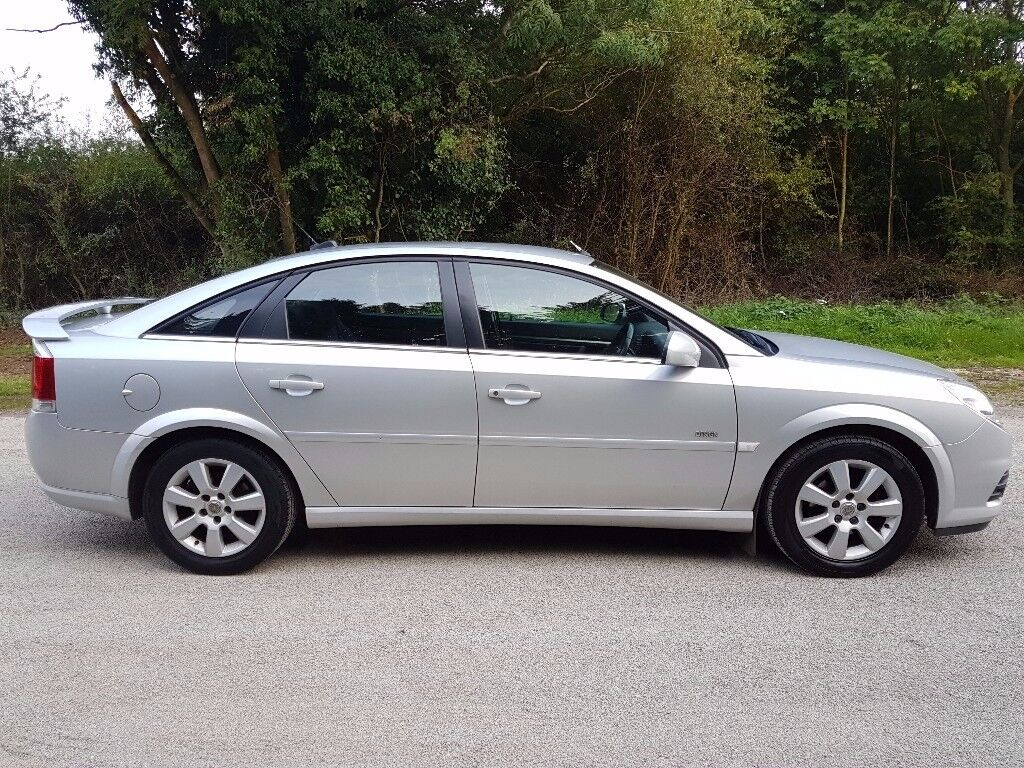 2007 VAUXHALL VECTRA 1.8 VVT DESIGN PETROL MANUAL 97K LONG MOT EXE CONDITION