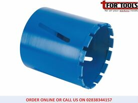 "DRAPER 43716 152 x 150mm | 6"" Diamond Core Bit"
