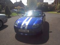 Beautiful convertible great fun to drive. Only one owner since 2007. MOT to 24 July 2018.