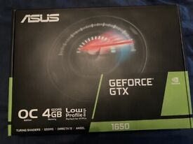 GTX 1650 O/C