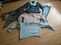 Size 12 bundle of clothing