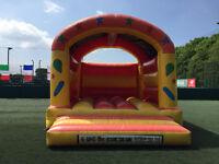 HUGE Commecial grade Bouncy castle - no offers