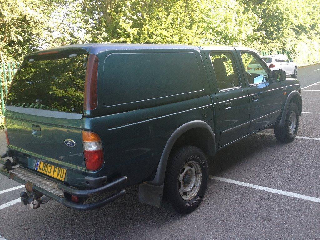 ford ranger 4x4 turbo diesel pick up manual diesel in north london  london gumtree 2008 BMW 7 Series 2000 BMW 7 Series