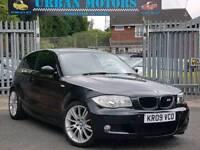 09 BMW 116D M SPORT - 3 DOOR HATCHBACK - 100K GENUINE MILES - PX WELCOME