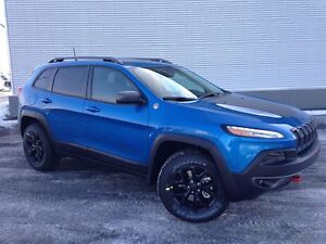 2017 Jeep Cherokee Trailhawk==TRES EQUIPE!!!