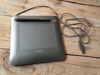Wacom Bamboo One drawing tablet - CTF-430