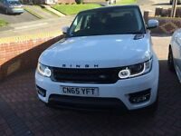 Range Rover Sport HSE SDV 3.0 Litre - £57000 or Nearest Offer - Excellent Condition