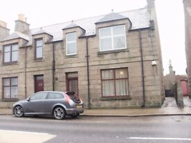 TWO BEDROOM GROUND FLOOR FLAT FOR RENT IN FRASERBURGH