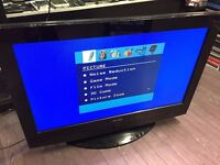 "Acoustic Solutions 32"" HD Ready LCD32762HDF LCD Television 720p Freeview TV"