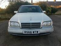 Mercedes c200 Elegance, £600 recently spent, mechanically sound, long mot