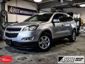 2012 Chevrolet Traverse 2LT AWD! LEATHER/HEATED SEATS!