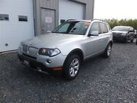 2009 BMW X3 xDrive30i! LEATHER! ROOF!