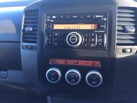 Original Nissan Bluetooth, 6 CD changer stereo