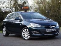 Vauxhall Astra 2.0 CDTi Elite Hatchback Auto 5dr AUTOMATIC + 1 OWNER + F/V/S/H