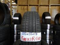 225 55 17 PIRELLI RUNFLATS 225 60 17 PIRELLIS 205 55 17 MICHELINS (LOADS MORE AV 7-DAYS)