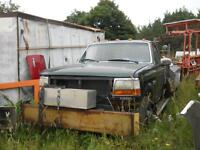 1989 Ford F250 Tow Truck
