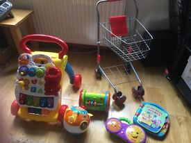 Toddler Toy Bundle.Having a clear out of my grandsons toys.All in very good condition