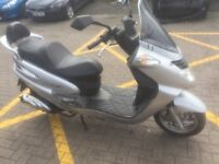 Sym joyride 200cc scooter moped 12 months mot