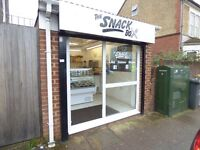 Newly Refurbished Well Equipped Sandwich Bar Business For Sale - Low Rent - Close to Town Centre
