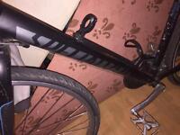 specialized sirrus 2015 (hybrid bike/bicycle)