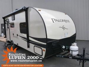 2016 Forest River PALOMINI 181FBS