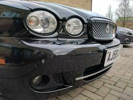 2008 Jaguar X Type 2.2D S 6spd Manual 197 BHP One Prev Owner Full Service History Fully Loaded