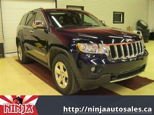 2012 Jeep Grand Cherokee Limited Best Value In Alberta!