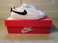 Nike Blazers trainers – brand new, box fresh, unisex size 3