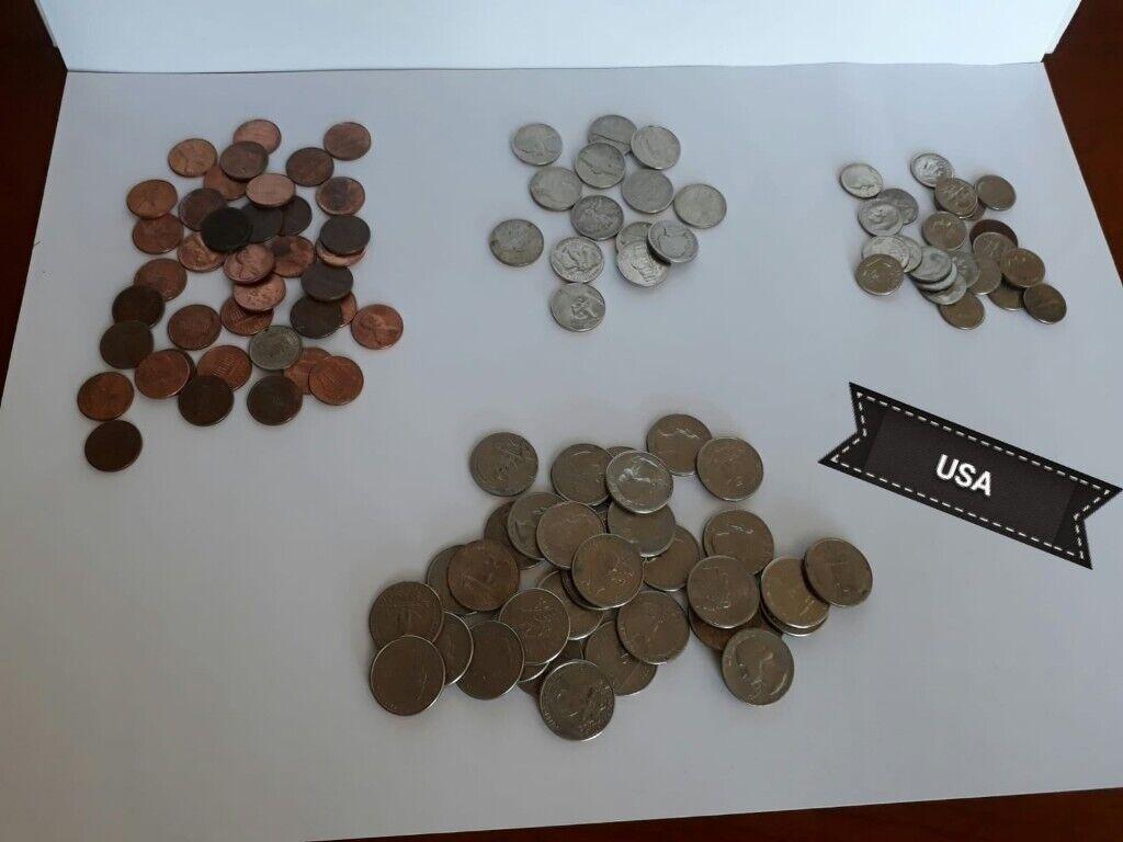 Quarter Dollar Coins USA | in Willesden, London | Gumtree