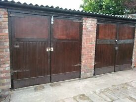Secure, self storage lock up unit to let / rent 24/h access garage Moston / Failsworth, Manchester