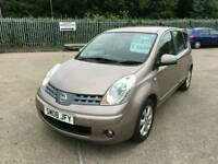 2008 08 nissan note now with 12 months mot acenta lovely car