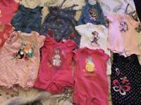 Baby girls romper suits