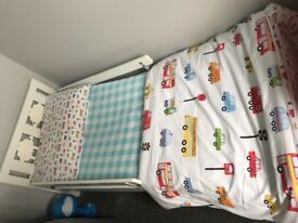 Ikea children's bed in excellent condition