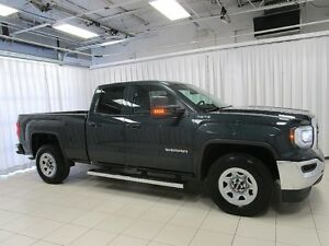 2018 GMC Sierra 1500 DOUBLE CAB 4x4 4DR 6PASS WITH 5.3L V8