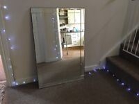 Bevveled Edge Mirror